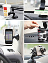 Car iPhone 6 iPhone 5S iPhone 5 iPhone 5C Universal iPhone 4/4S Mobile Phone Nano iPod iPhone 3G / 3GS Mount Stand Holder Adjustable Stand