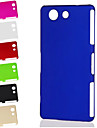 BIG D Matte Back Case for Sony Xperia Z3 Mini(Assorted Color)