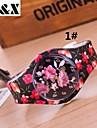 Жен. Модные часы Повседневные часы Кварцевый силиконовый Группа Цветы Конфеты Разноцветный