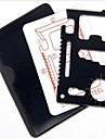 многофункциональный портативный карманный размер кредитной карты аварийный комплект инструмент выживания