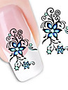 Water Transfer Printing Nail Stickers NO.1367
