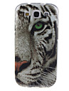 For Samsung Galaxy Case IMD Case Back Cover Case Animal TPU Samsung S3