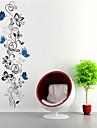 Eläimet Muodot Kukkakuviot Sarjakuva Wall Tarrat Lentokone-seinätarrat Koriste-seinätarrat, PVC Kodinsisustus Seinätarra Seinä