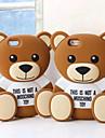 Silicone Material Cute Bear design for iPhone 6S Plus/6 Plus