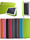 Case For Samsung Galaxy Samsung Galaxy Case with Stand Flip Origami Solid Color for