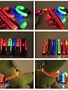 Collar LED Lights Waterproof Nylon Yellow Red Green Blue Pink