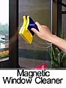 чистящие щетки магнитный очиститель заднего стекла двухсторонняя щетка бытовая полезная поверхность щетки