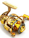 Spinning Reels 5.5:1 10 Ball Bearings Exchangable Spinning - HF1000/HF2000/HF3000/HF4000
