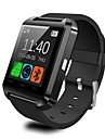 U8 puce bluetooth poignet mode montre intelligent u regarder pour iPhone Android