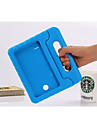 Case For Tab S 8.4 Samsung Galaxy Tab A 8.0 Samsung Galaxy Case Shockproof with Stand Child Safe Full Body Cases Solid Color Silicone for