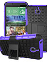 For HTC Case Shockproof / with Stand Case Back Cover Case Armor Hard PC HTC
