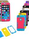 Funda Para iPhone 6s Plus iPhone 6 Plus Apple iPhone 6 Plus Funda Trasera Suave Silicona para iPhone 6s Plus iPhone 6 Plus
