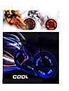 Wheel Lights LED - Cycling Color-Changing AG10 90 Lumens Battery Cycling/Bike Motocycle Driving