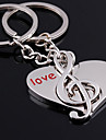 Keychain Silver Alloy Fashion For Birthday / Gift