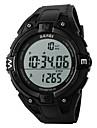 SKMEI® Men\'s Digital Sports Watch Pedometer / Chronograph / Alarm / Water Resistant Cool Watch Unique Watch Fashion Watch