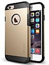 제품 iPhone X iPhone 8 iPhone 8 Plus iPhone 6 iPhone 6 Plus 케이스 커버 충격방지 뒷면 커버 케이스 갑옷 하드 실리콘 용 iPhone X iPhone 8 Plus iPhone 8 iPhone 6s