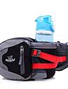 Marsupi Belt Pouch per Campeggio e hiking Scalate Ciclismo / Bicicletta Borse per sport Multifunzione Marsupio da corsa iPhone 8/7/6S/6 Altri telefoni dimensioni simili Nylon Rosso Verde Blu Unisex