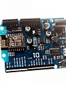 Smart Electronics ESP-12E WeMos D1 WiFi Uno Based ESP8266 Shield for Arduino Compatible