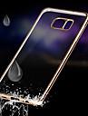 용 Samsung Galaxy Note 울트라 씬 케이스 뒷면 커버 케이스 단색 TPU Samsung Note 5 / Note 4 / Note 3