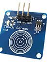 Touch Sensor Capacitive Touch Switch Module for Arduino - Blue