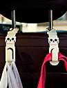 Κλιπ Πλαστικό μεΧαρακτηριστικό είναι Με Καπάκι / Ταξίδι , Για Αυτοκίνητα