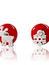 Naisten Niittikorvakorut - Sterling-hopea Käyttötarkoitus Häät Party Päivittäin