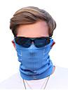 Face Mask Bărbați Ciclism / Bicicletă Bicicletă / Ciclism Respirabil Rezistent la Praf Iarnă Mată Terilenă Mov Albastru Roz / Strech / Ciclism montan / Ciclism stradal