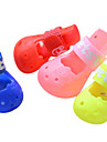Dog Boots / Shoes Fashion Red Pink For Pets