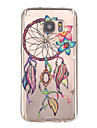 For Samsung Galaxy S7 Edge Embossed Case Back Cover Case Dream Catcher TPU Samsung S7 edge / S7