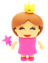 ZPK30 16GB Little Princess Cartoon USB 2.0 Flash Memory Drive U Stick