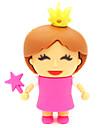 zpk30 16gb petite princesse usb de bande dessinee 2.0 lecteur de memoire flash u baton