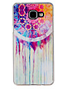 For Samsung Galaxy Case Pattern Case Back Cover Case Dream Catcher TPU Samsung A7(2016) / A5(2016) / A3(2016) / A9