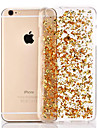 Case For Apple iPhone 8 iPhone 8 Plus iPhone 6 iPhone 6 Plus Transparent Back Cover Glitter Shine Soft TPU for iPhone 8 Plus iPhone 8