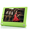 Case For Lenovo Back Cover Tablet Cases Solid Color Soft Silicone for