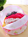 Washing Bra Bag Laundry Underwear Lingerie Saver Mesh Wash Basket Aid Net New Random Color