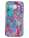 For Samsung Galaxy Case Pattern Case Back Cover Case Flower TPU Samsung J5 / J1 / Grand Prime / Core Prime