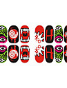 Nagelkunst sticker make-up Cosmetische Nagelkunst ontwerp