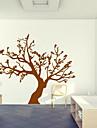 정물 로맨스 모양 보타니칼 벽 스티커 플레인 월스티커 데코레이티브 월 스티커, 비닐 홈 장식 벽 데칼 벽