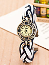 Жен. Модные часы Кварцевый Повседневные часы Материал Группа Богемные Разноцветный