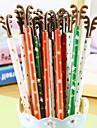 Пластик-Гелевые ручки-Милый стиль