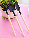 3pcs Mini Gardening Tools Suit Family Pot Tools/rake,trowel,transplanter