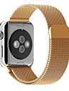 Watch Band for Apple Watch Series 3 / 2 / 1 Apple Milanese Loop Stainless Steel Wrist Strap