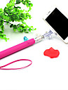 Mini 2 Extendable Handled Stick with A Built-in Remote Shutter Designed for Apple, Android Smartphones