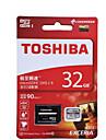 Toshiba 32GB TF cartão Micro SD cartão de memória UHS-I U1 class10 EXCERIA