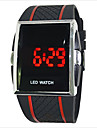 Couple\'s LED Electronic Watches Creative Students Fashion Lovers Watches