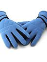 Gants en molleton de moto glisser des gants en polaire gants chauds plus usure respirante tremblement de terre non-derapant plus epais