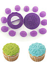 Инструмент для отделки Шоколад Пироги Cupcake Торты пластик Экологичные Своими руками Высокое качество