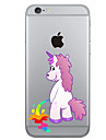 Rainbow Unicorn  Case TPU Material Phone Case for iPhone 6 6S 6 Plus 6S Plus