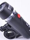 Luzes de Bicicleta Luz Frontal para Bicicleta LED - Ciclismo Facil de Transportar Outro 50 Lumens Bateria Ciclismo