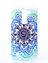 Mandala Pattern TPU Material Phone Case for LG K10/K7 Cases / Covers for LG